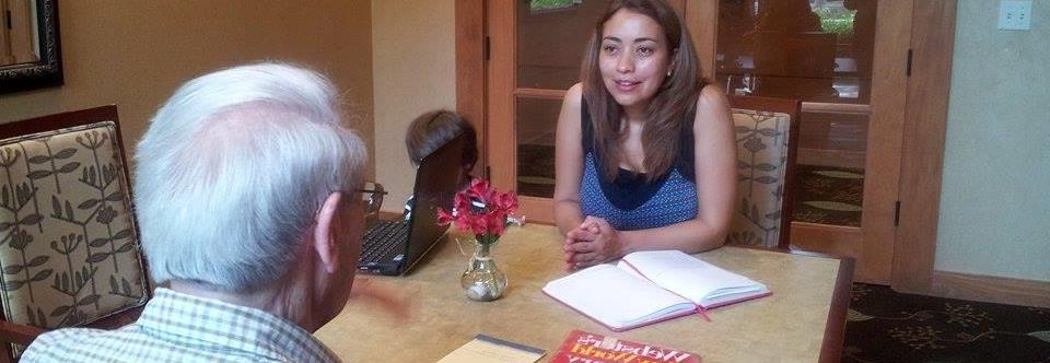 Startup builds language link between elders and young immigrants
